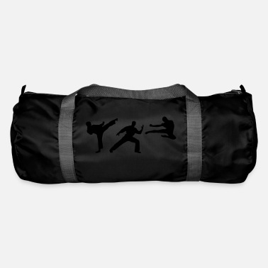 Martial Arts - 3 Fighters - Borsa sportiva