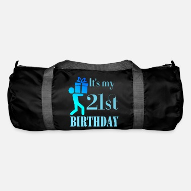 21st Birthday 21st birthday - Duffel Bag