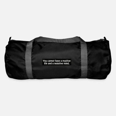 Thought thoughts - Duffle Bag