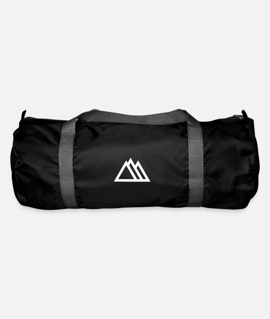 Christmas Bags & Backpacks - Deep Motions - Duffle Bag black