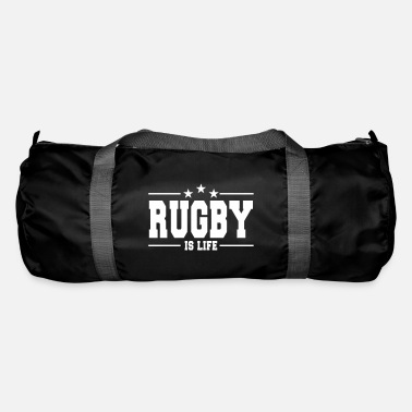 Rugby rugby is life 1 - Bolsa de deporte