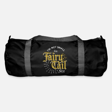 Fairy Tail Fairy Tail saying - Duffle Bag