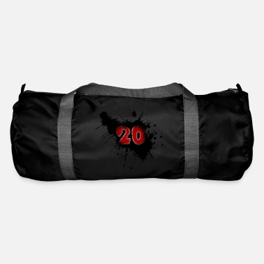 Date Of Birth Date of birth 20 years - Duffle Bag