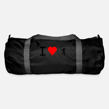 I Love Tennis I love tennis - Duffel Bag