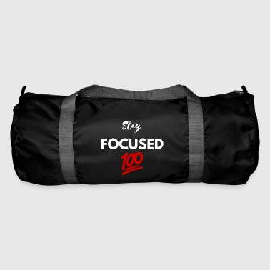 Asap Rocky STAY FOCUSED WR - Duffel Bag