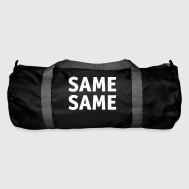 The Same The Same - Duffel Bag