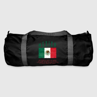 Bandera Mexican Flag Bandera Mexico - Duffel Bag