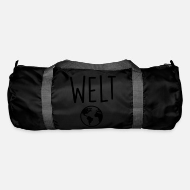 World world - Duffel Bag