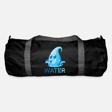 Geschenkiedee The most important asset of the earth, water - Duffle Bag