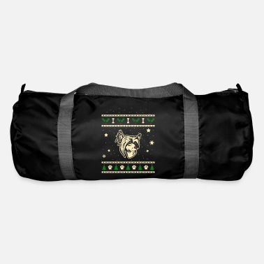 Crest Chinese Crested Crested Dog Christmas Gift - Duffel Bag
