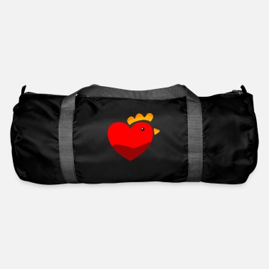 Chicken Chicken chickens chicken love - Duffle Bag