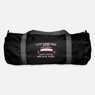 Country Danse country - Sac de sport