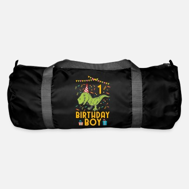1st Birthday Birthday Boy - 1st birthday - Duffle Bag
