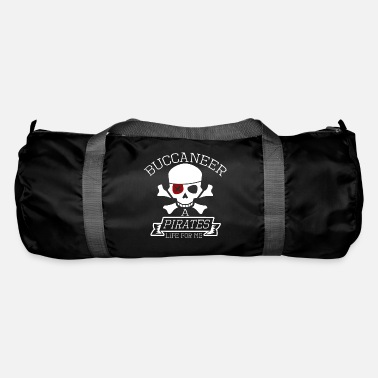 Buccaneer Buccaneer A Pirates Life For Me - Duffle Bag