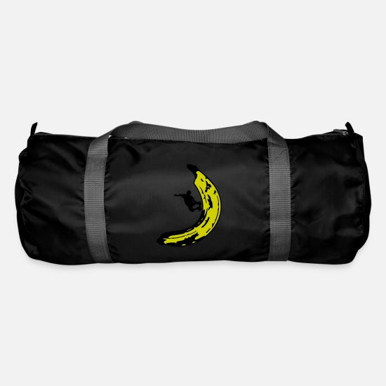 Banana Bags & Backpacks - Banana Halfpipe Skater - Duffle Bag black
