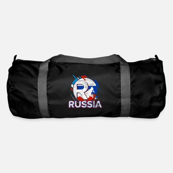 Russia Bags & Backpacks - Russia - Duffle Bag black