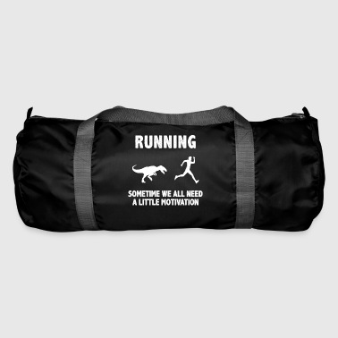 Run Run Running Motivation Shirt & Gift - Duffel Bag