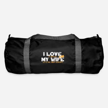 Stamp stamps - Duffle Bag