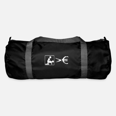 Sex Fucking Currency Money Euro Birds Gifts - Duffle Bag