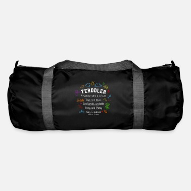 Toddler Tddddler Toddler - Duffel Bag