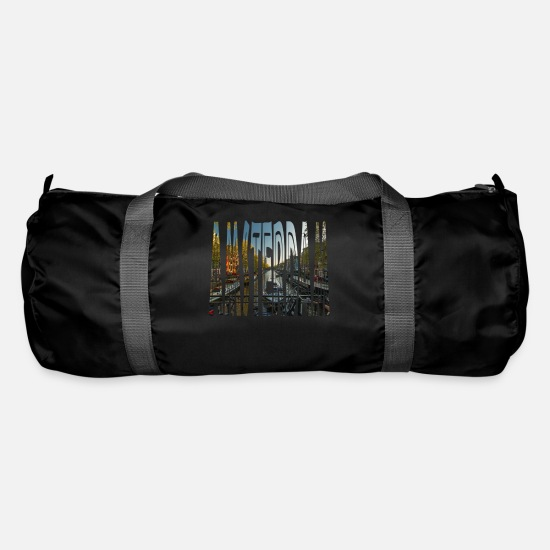 Travel Bags & Backpacks - Amsterdam - Duffle Bag black