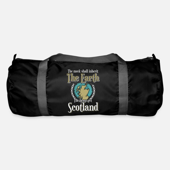 Scotland Bags & Backpacks - Scotland - Duffle Bag black