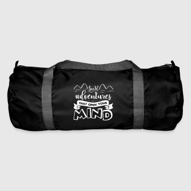 Open open-minded - Sportsbag
