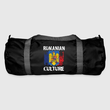 Culture roumaine - Sac de sport