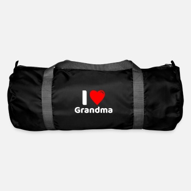 Grandmother Granny Grandchildren Omi Grandson Grandmother Gift - Duffel Bag
