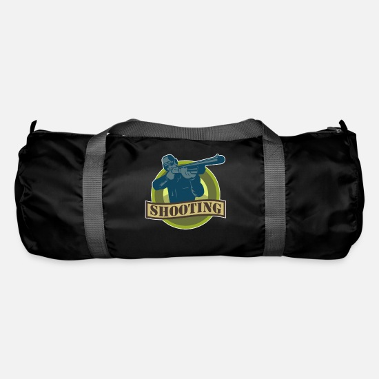 Gift Idea Bags & Backpacks - Sport shooting Shooting - Duffle Bag black