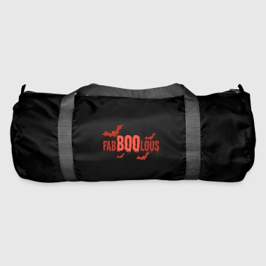 fabBOOlous - Funny Halloween Costume - Buuuh - Duffel Bag