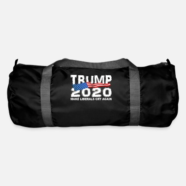 Political Rally Funny TRUMP 2020 Make Liberals Cry Again - Duffle Bag