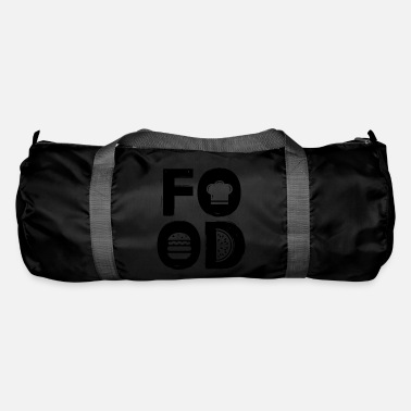 Food FOOD - food lover gift idea - Duffle Bag