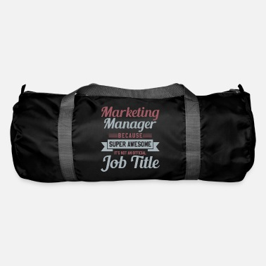 Marketing Manager Super Manager di marketing - Borsa sportiva