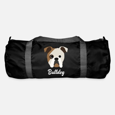 Bulldog Bulldog - English Bulldog - Duffle Bag