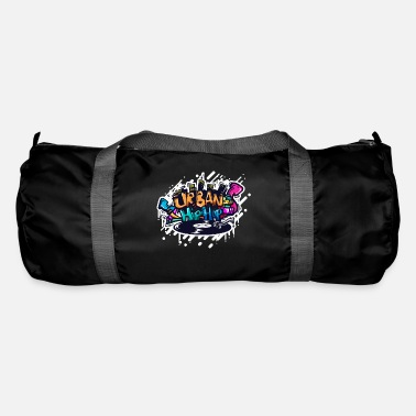 Turntable DJ GRAFFITI TURNTABLE - Bolsa de deporte
