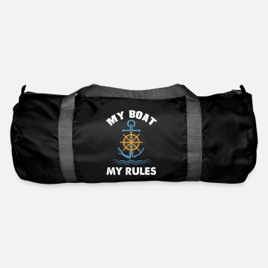 Boat Boating - Boating - Duffle Bag