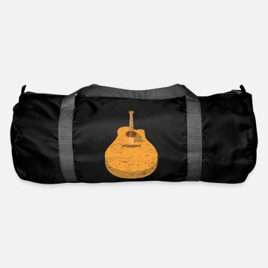 Bass &amp Guitar Gift Bass Instrument Music - Duffle Bag