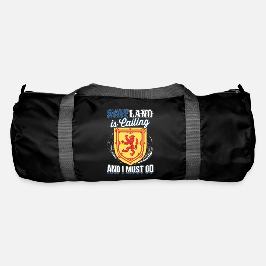 Gift Idea Bags & Backpacks - Scotland - Duffle Bag black