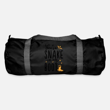 Boot Camp Serpent dans le Boot Trust Friends - Sac de sport