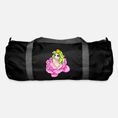 2eb78c4c16 Gown Pink princess crown crowning gown pink gift - Duffle Bag