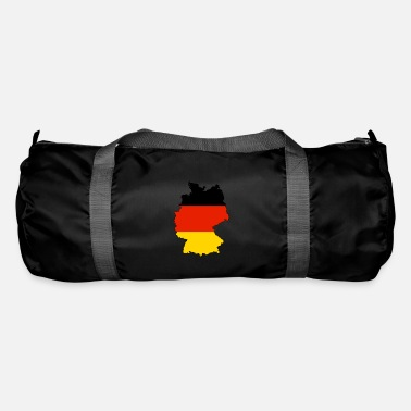 Black Red Gold Germany in black red gold - Duffle Bag