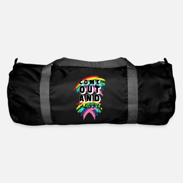 Coming Out Come Out And Party! - Duffle Bag