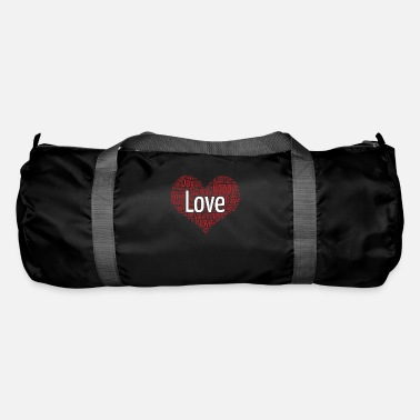 Valentines Day Valentines Day, Love, Heart, Happy Valentines Day - Duffel Bag