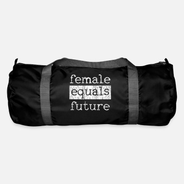 Feminist Like Future Feminism - Duffel Bag