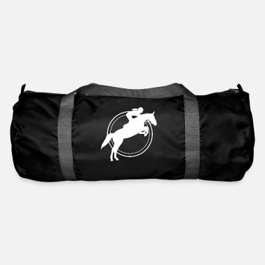 Show Jumping Show Jumping Western - Duffle Bag