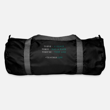 Teacher English teacher of grammar - Duffle Bag