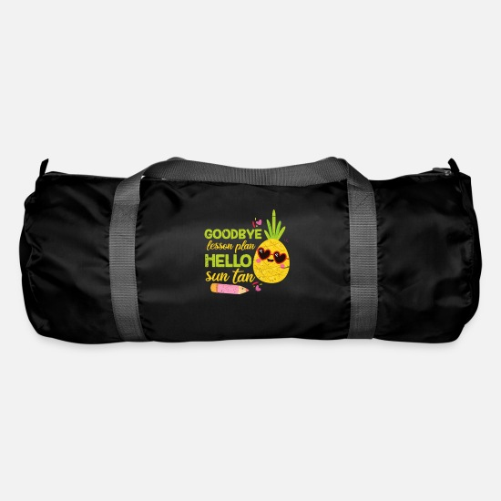 Gift Idea Bags & Backpacks - Graduation - Duffle Bag black
