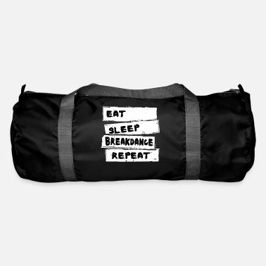 Breakdance Breakdance - Breakdance Tshirt - Sportväska