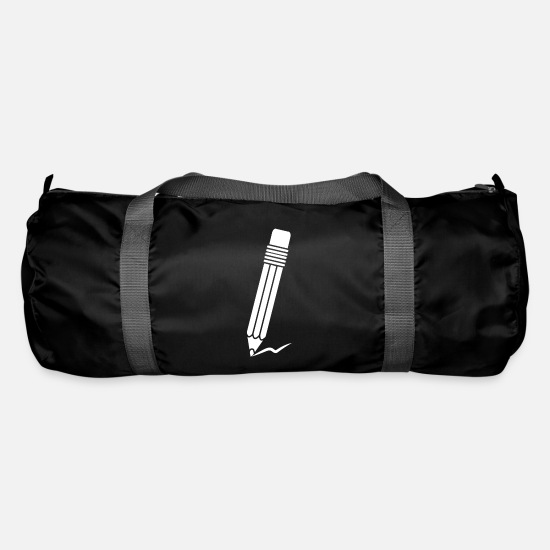 High School Graduate Bags & Backpacks - student - Duffle Bag black